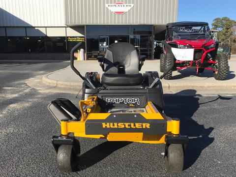 2021 Hustler Turf Equipment Raptor XL 42 in. Kawasaki FR651 21.5 hp in Greenville, North Carolina - Photo 1