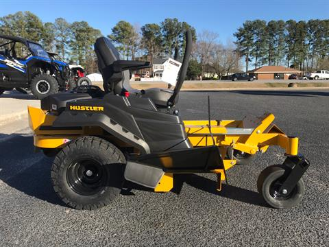 2021 Hustler Turf Equipment Raptor XL 42 in. Kawasaki FR651 21.5 hp in Greenville, North Carolina - Photo 2