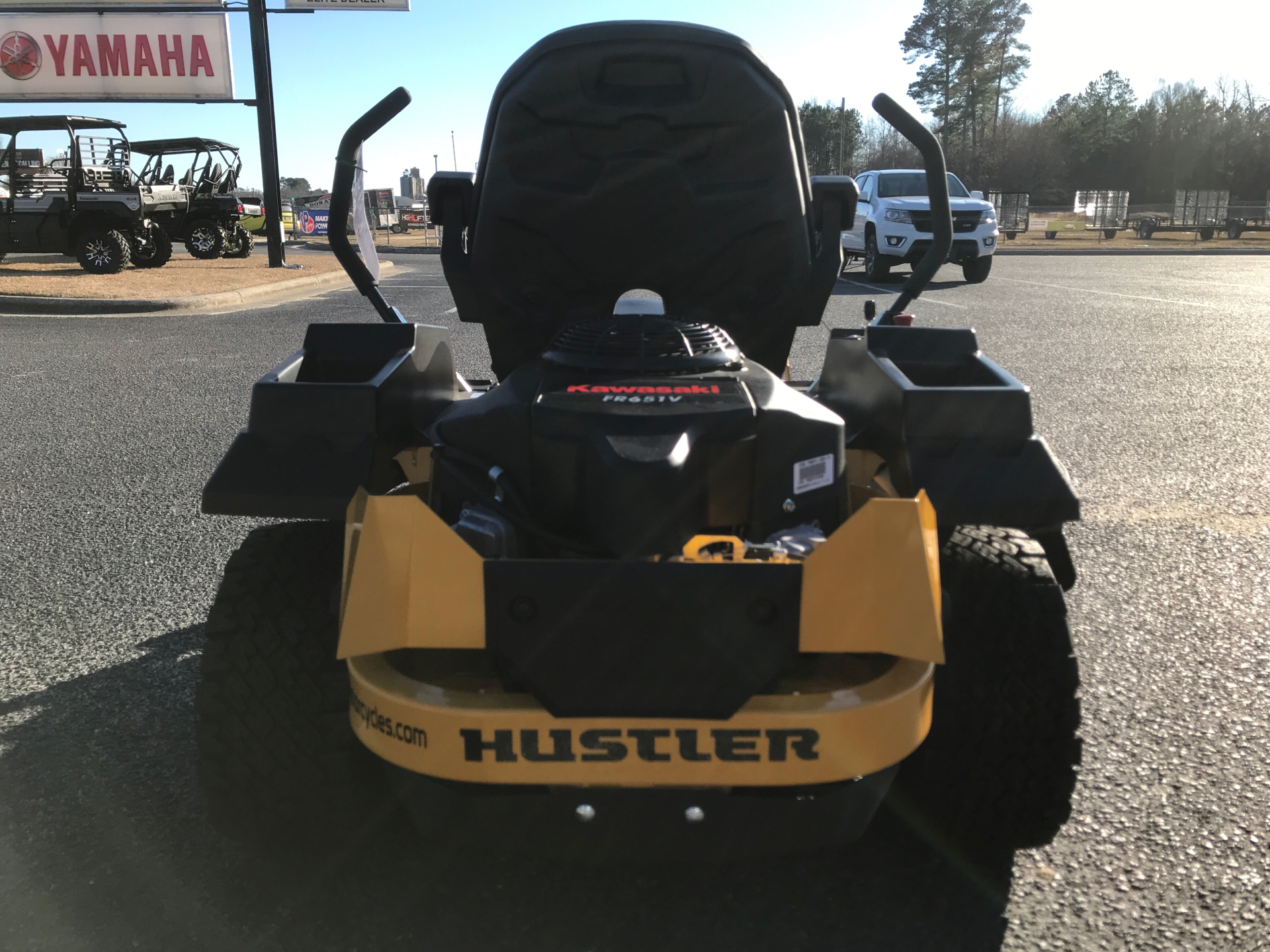 2021 Hustler Turf Equipment Raptor XL 42 in. Kawasaki FR651 21.5 hp in Greenville, North Carolina - Photo 3