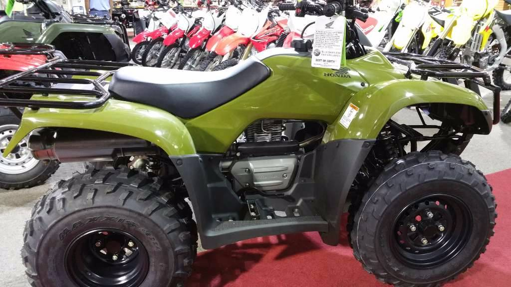 2017 Honda FourTrax Recon ES in Greenville, North Carolina