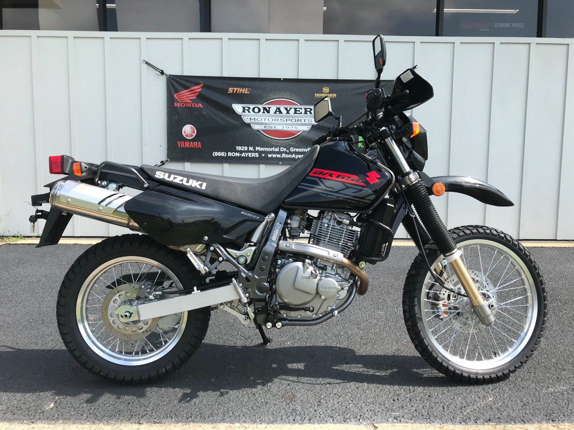 2019 Suzuki DR650S in Greenville, North Carolina