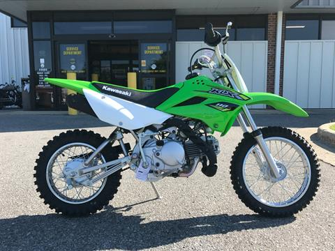 2018 Kawasaki KLX 110 in Greenville, North Carolina - Photo 1