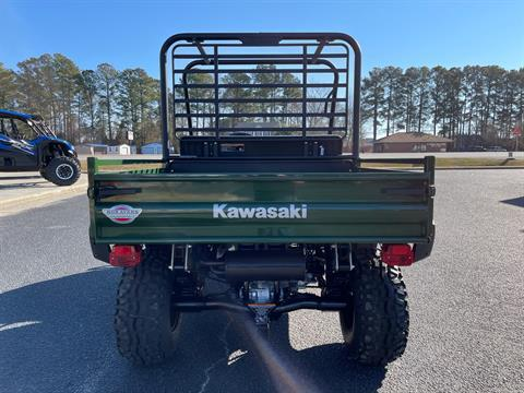 2021 Kawasaki Mule 4010 4x4 in Greenville, North Carolina - Photo 7