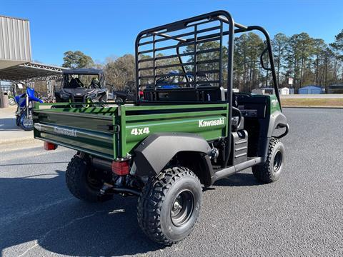 2021 Kawasaki Mule 4010 4x4 in Greenville, North Carolina - Photo 8
