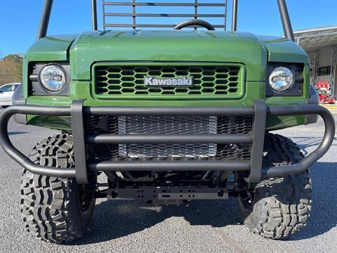 2021 Kawasaki Mule 4010 4x4 in Greenville, North Carolina - Photo 9