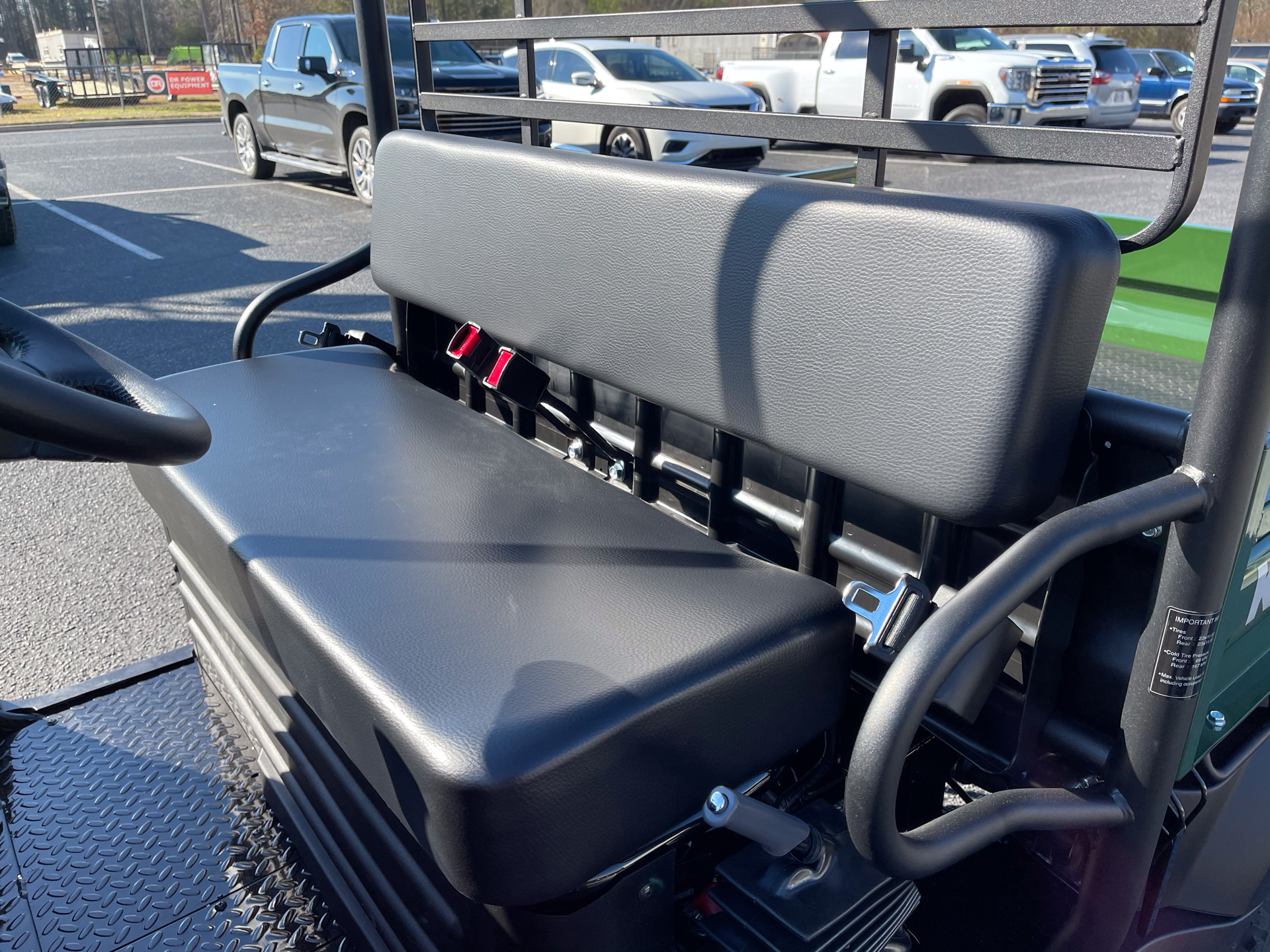 2021 Kawasaki Mule 4010 4x4 in Greenville, North Carolina - Photo 13