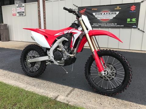 2019 Honda CRF450RX in Greenville, North Carolina - Photo 2