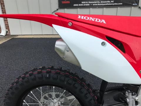 2019 Honda CRF450RX in Greenville, North Carolina - Photo 18