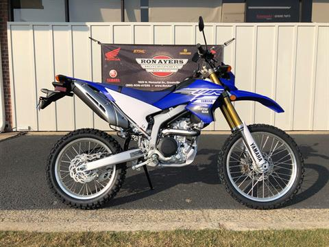 2020 Yamaha WR250R in Greenville, North Carolina