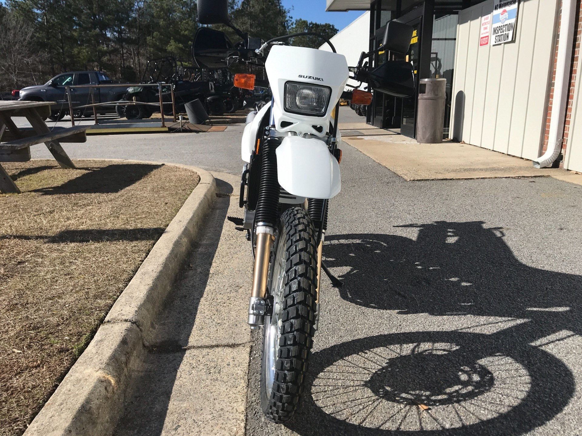 2018 Suzuki DR650S in Greenville, North Carolina - Photo 4