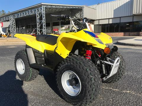 2021 Suzuki QuadSport Z50 in Greenville, North Carolina - Photo 2