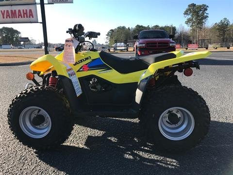 2021 Suzuki QuadSport Z50 in Greenville, North Carolina - Photo 5