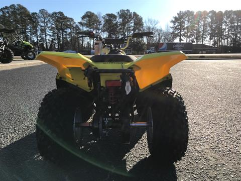 2021 Suzuki QuadSport Z50 in Greenville, North Carolina - Photo 7