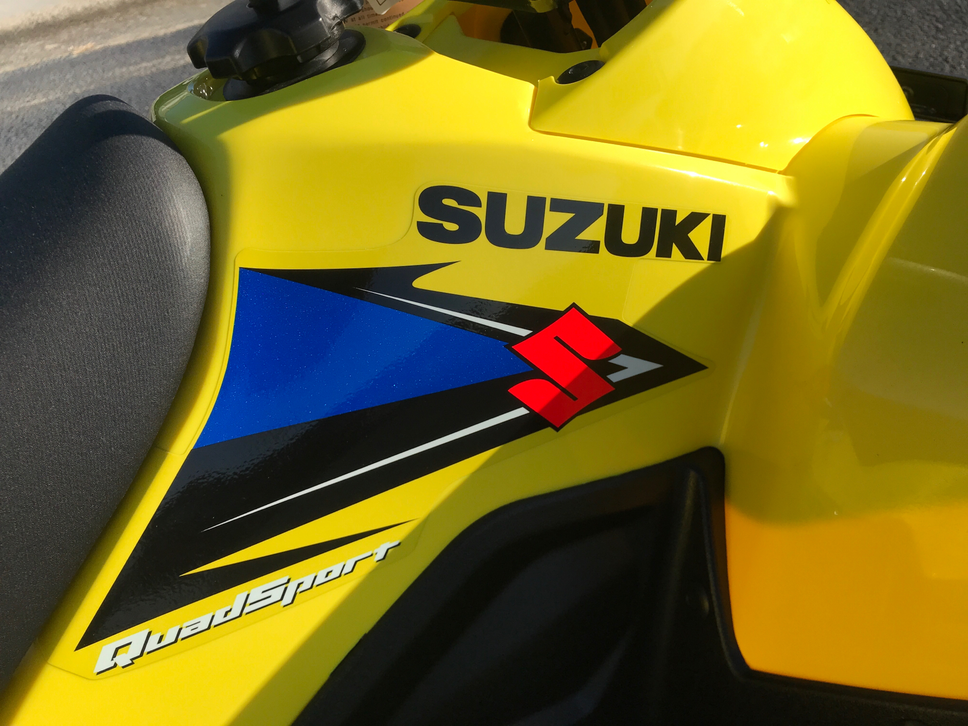 2021 Suzuki QuadSport Z50 in Greenville, North Carolina - Photo 11