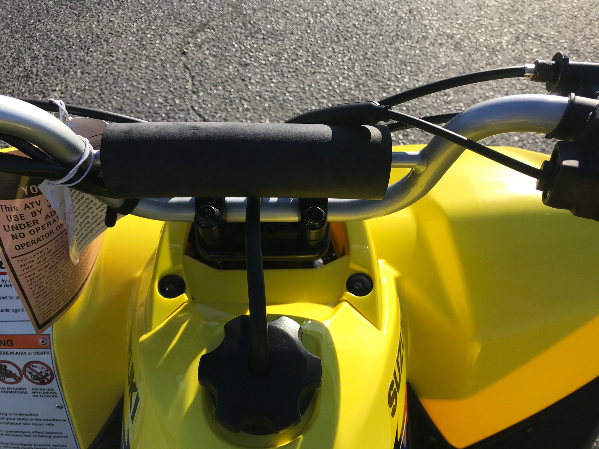 2021 Suzuki QuadSport Z50 in Greenville, North Carolina - Photo 16