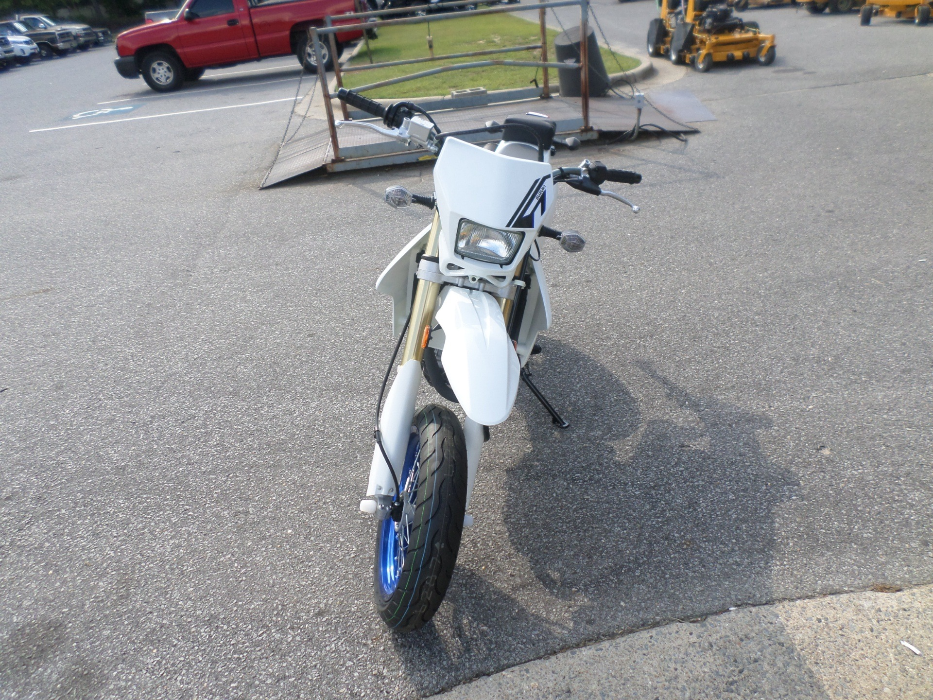 2017 Suzuki DR-Z400SM in Greenville, North Carolina