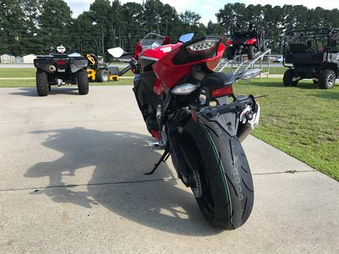 2017 Honda CBR1000RR in Greenville, North Carolina