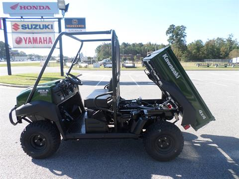 2017 Kawasaki Mule 4010 4x4 in Greenville, North Carolina