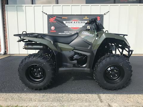 2019 Suzuki KingQuad 400FSi in Greenville, North Carolina - Photo 1