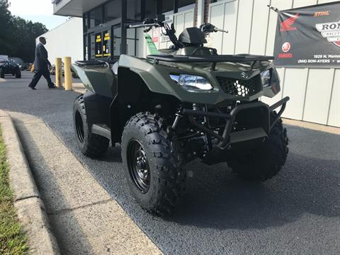 2019 Suzuki KingQuad 400FSi in Greenville, North Carolina - Photo 3