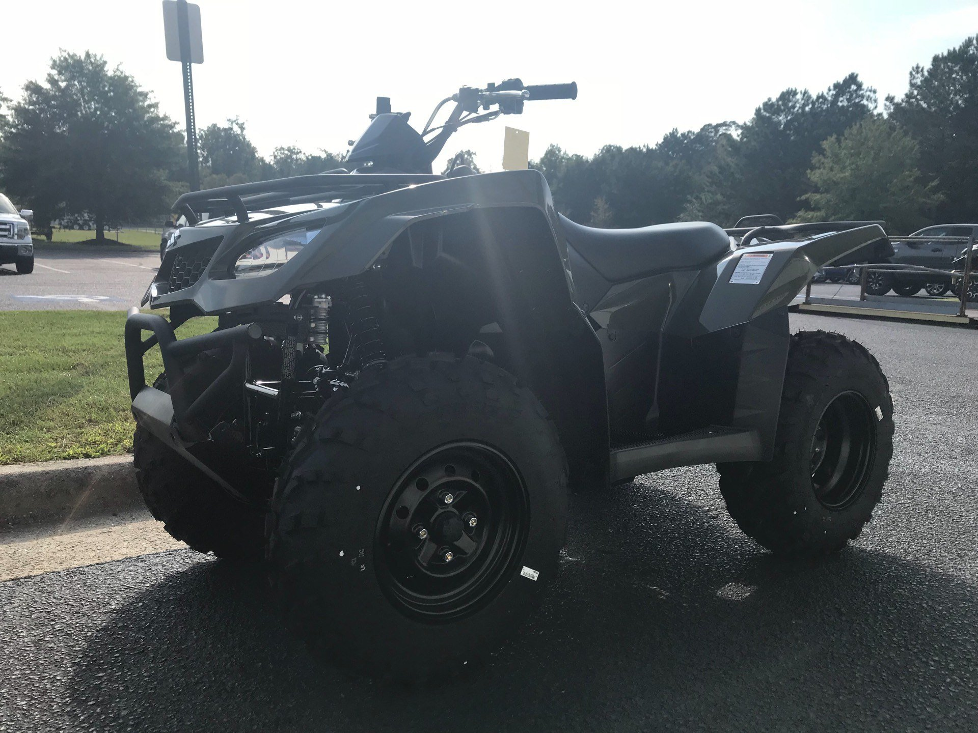2019 Suzuki KingQuad 400FSi in Greenville, North Carolina - Photo 5
