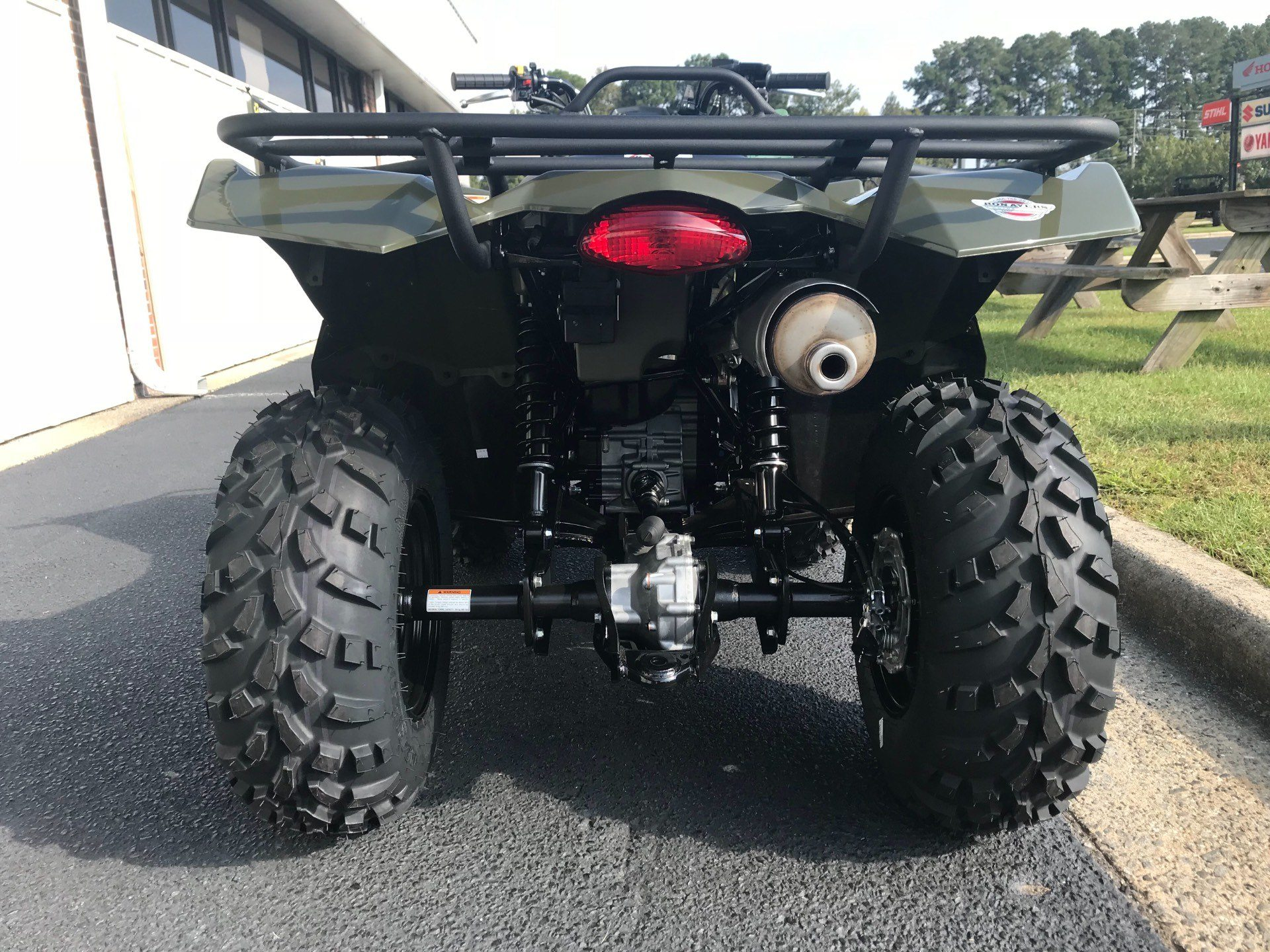 2019 Suzuki KingQuad 400FSi in Greenville, North Carolina - Photo 9