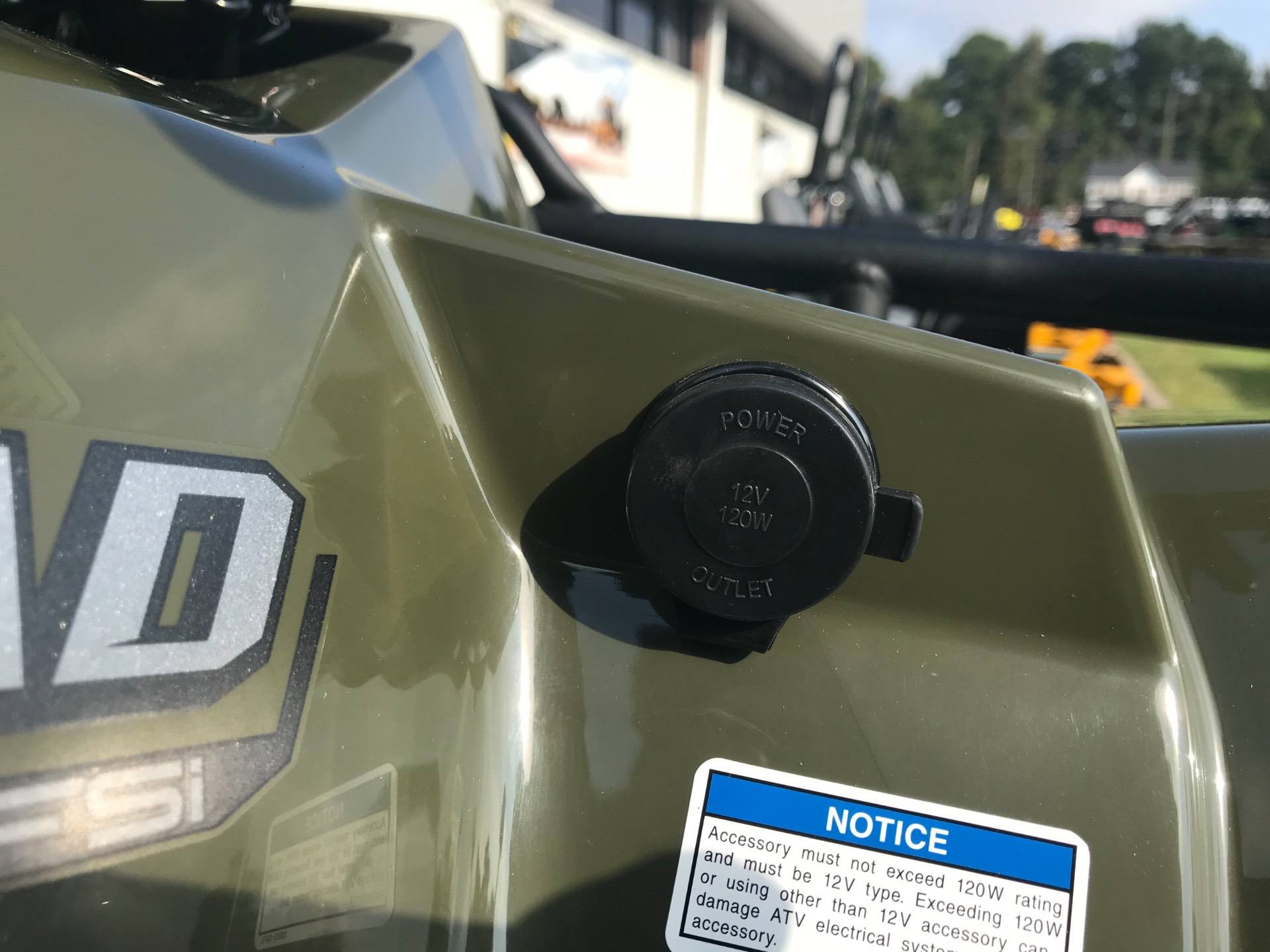 2019 Suzuki KingQuad 400FSi in Greenville, North Carolina - Photo 14