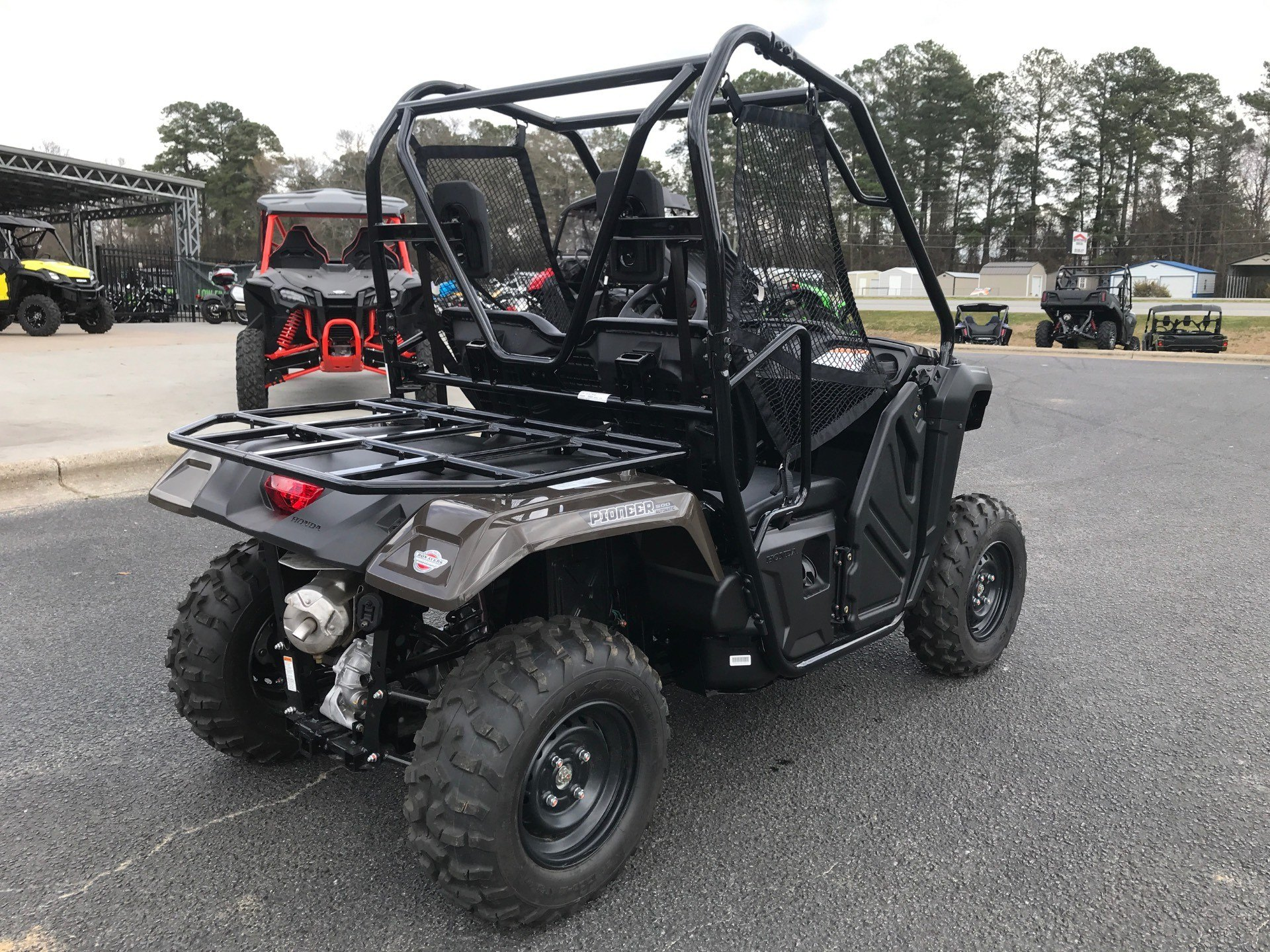 2020 Honda Pioneer 500 in Greenville, North Carolina - Photo 10