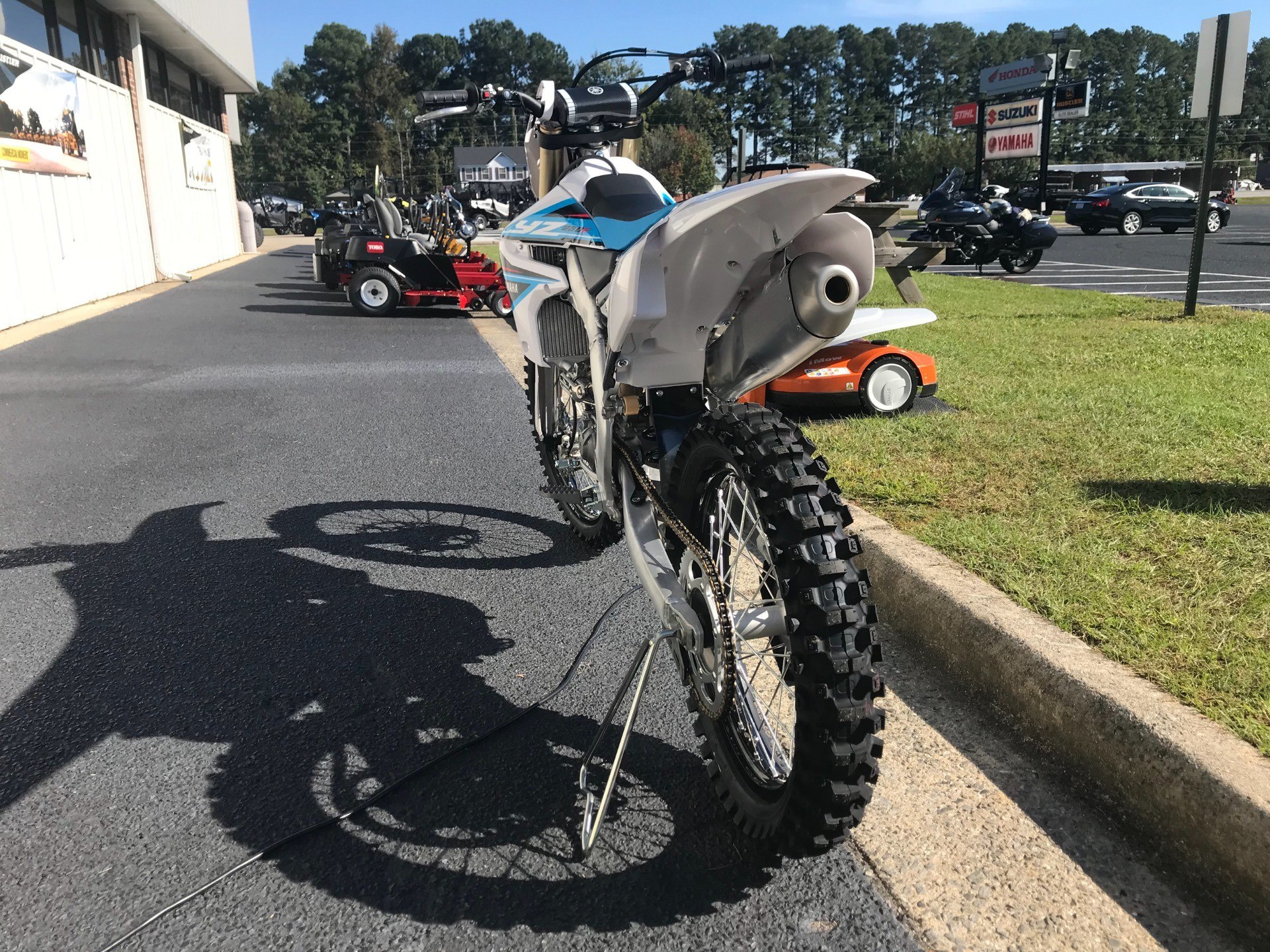 2019 Yamaha YZ250F in Greenville, North Carolina