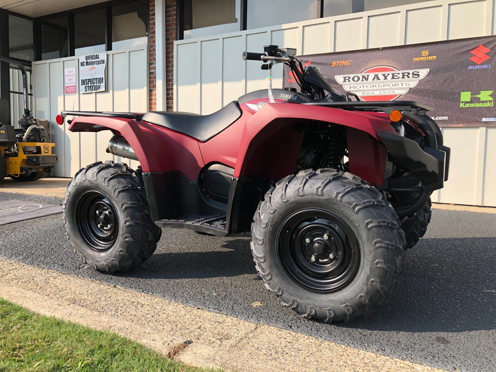 2020 Yamaha Kodiak 450 in Greenville, North Carolina - Photo 2