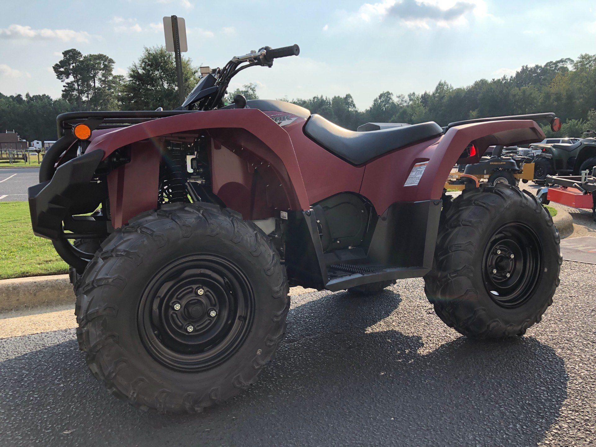 2020 Yamaha Kodiak 450 in Greenville, North Carolina - Photo 6