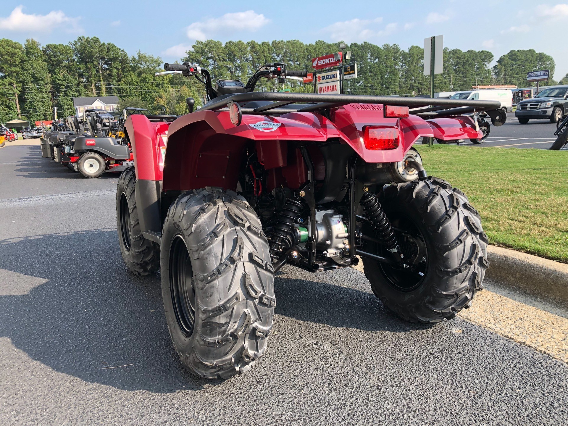 2020 Yamaha Kodiak 450 in Greenville, North Carolina - Photo 9