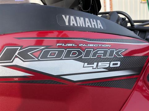 2020 Yamaha Kodiak 450 in Greenville, North Carolina - Photo 16