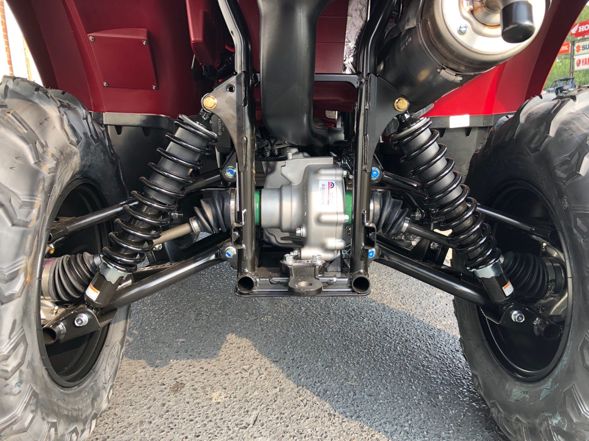 2020 Yamaha Kodiak 450 in Greenville, North Carolina - Photo 18