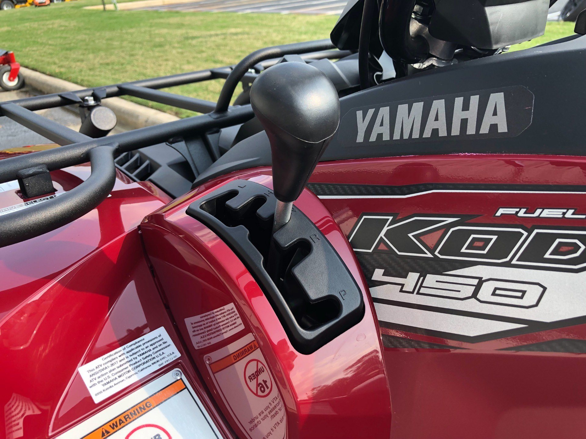 2020 Yamaha Kodiak 450 in Greenville, North Carolina - Photo 19