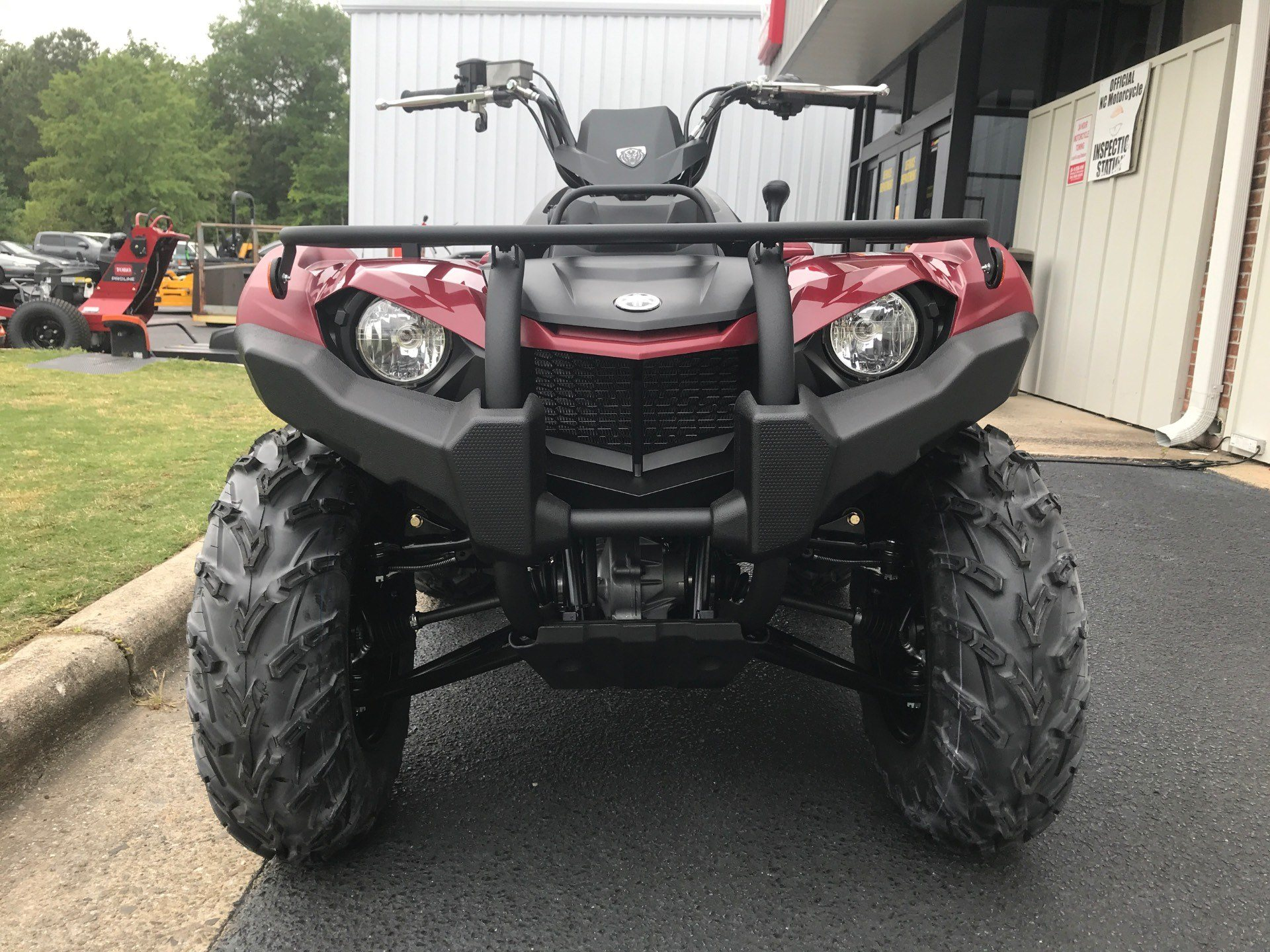 2020 Yamaha Kodiak 450 in Greenville, North Carolina - Photo 3