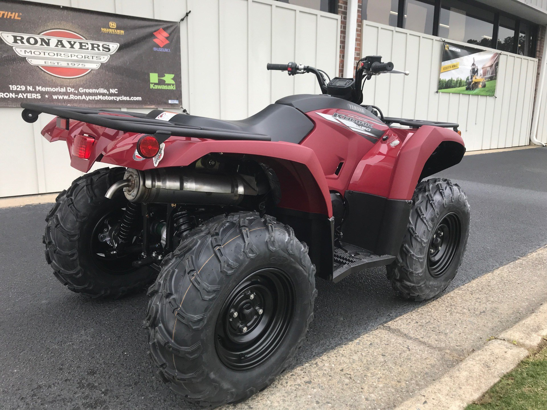 2020 Yamaha Kodiak 450 in Greenville, North Carolina - Photo 8