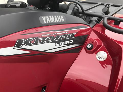 2020 Yamaha Kodiak 450 in Greenville, North Carolina - Photo 13