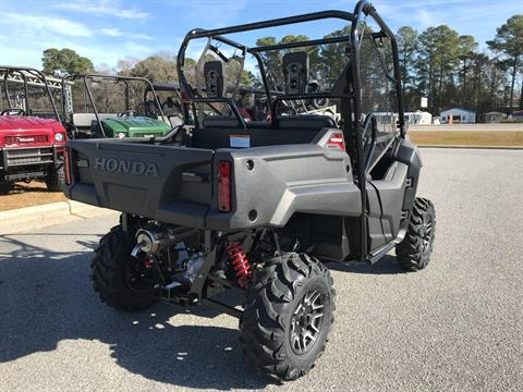 2018 Honda Pioneer 700 Deluxe in Greenville, North Carolina
