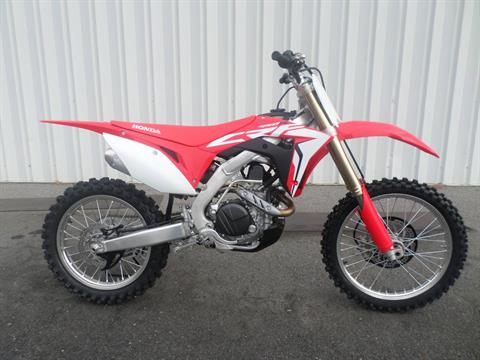 2017 Honda CRF450R in Greenville, North Carolina