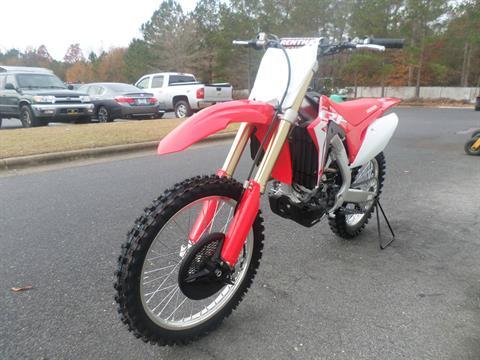 2017 Honda CRF450R in Greenville, North Carolina