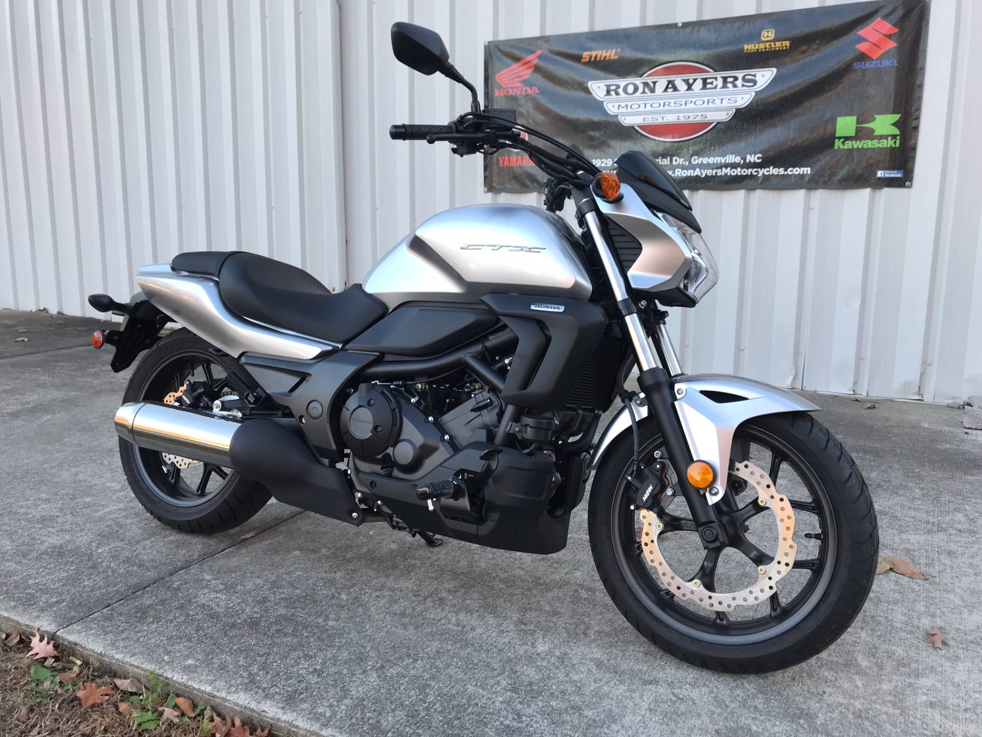 2015 Honda CTX®700N in Greenville, North Carolina