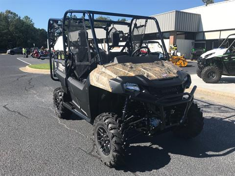 2019 Honda Pioneer 700-4 Deluxe in Greenville, North Carolina - Photo 3