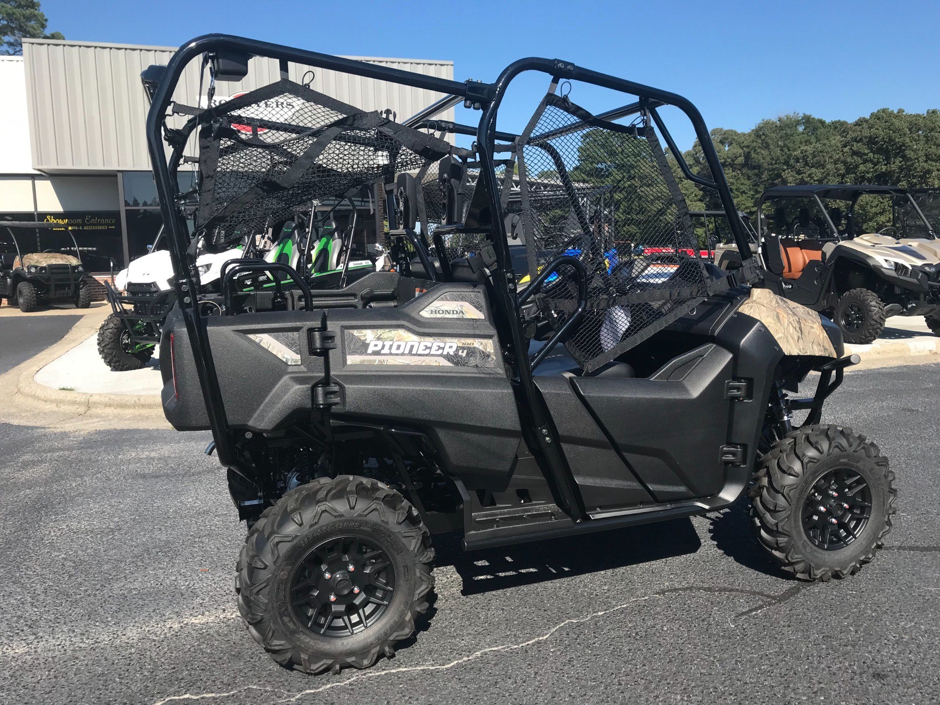 2019 Honda Pioneer 700-4 Deluxe in Greenville, North Carolina - Photo 11