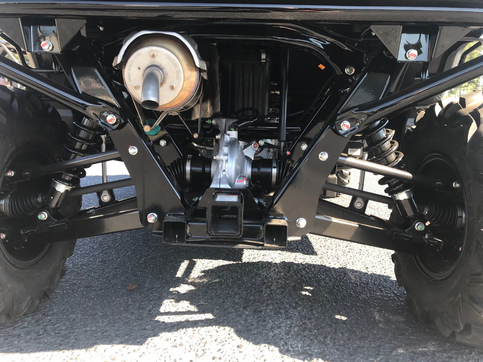 2019 Honda Pioneer 700-4 Deluxe in Greenville, North Carolina - Photo 17