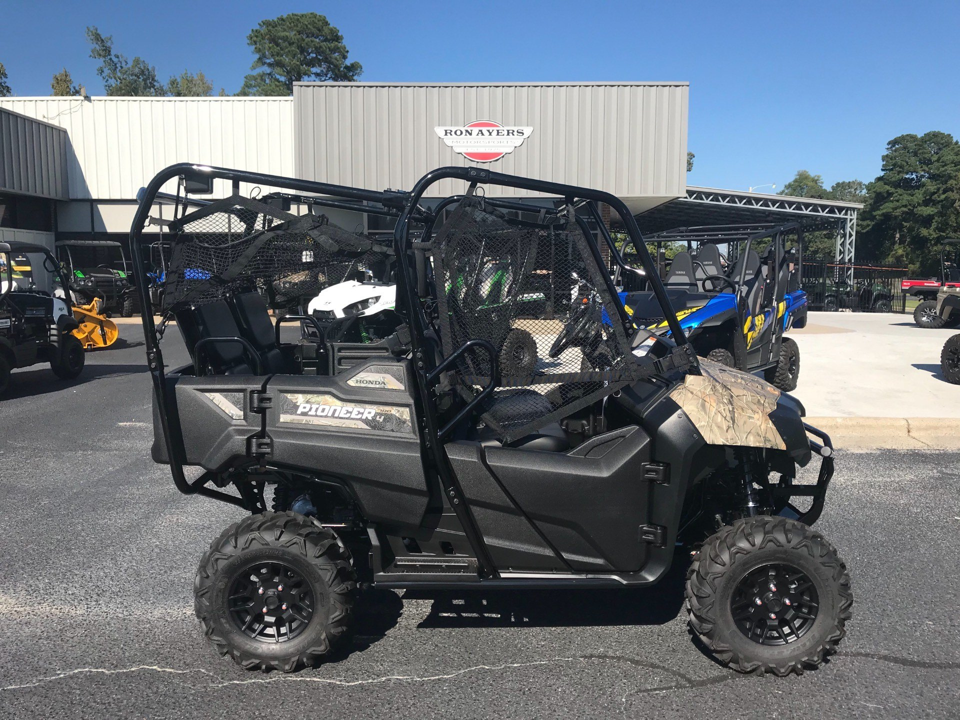 2019 Honda Pioneer 700-4 Deluxe in Greenville, North Carolina - Photo 26
