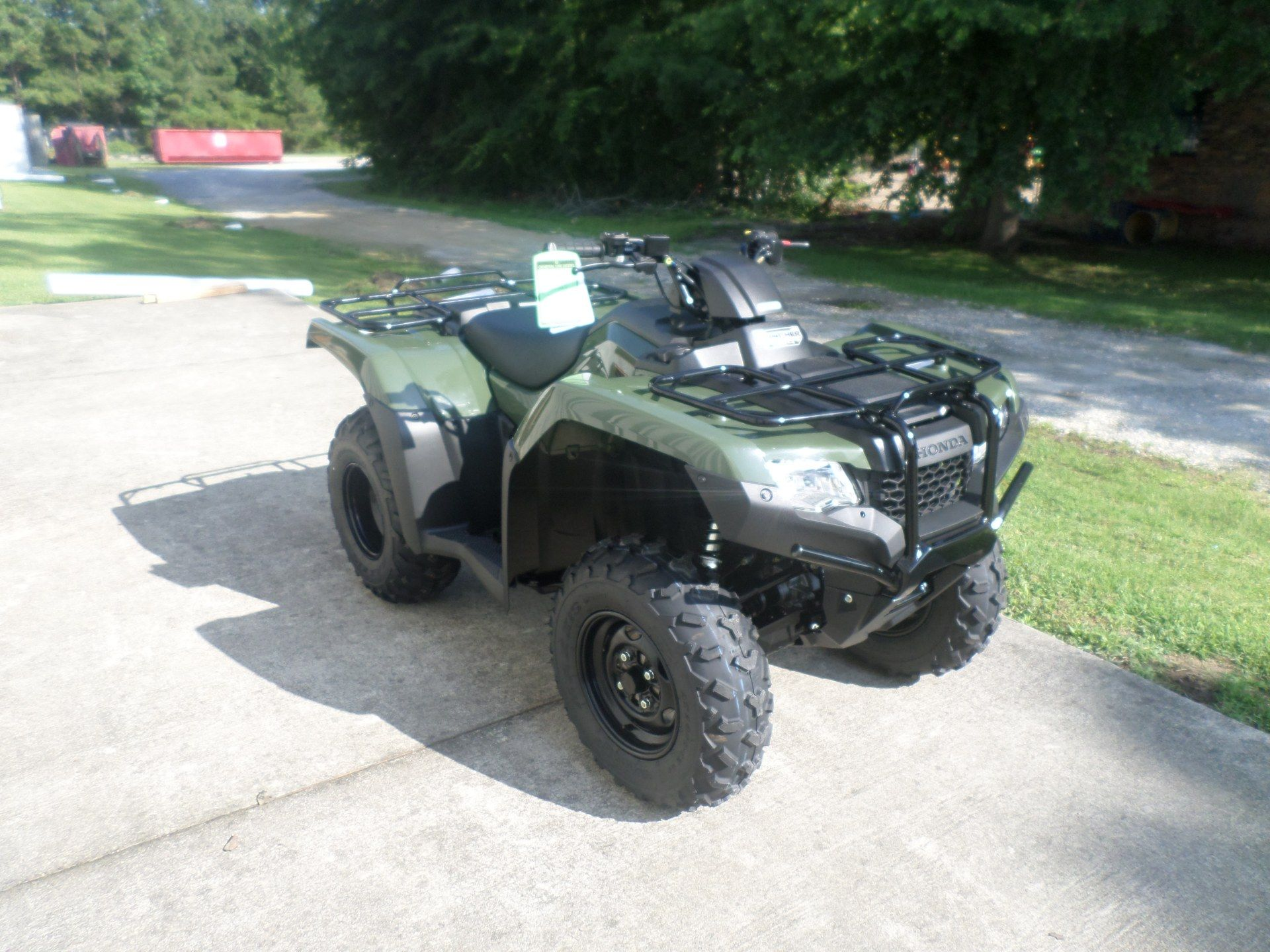Scooters For Sale Greenville Nc >> 2017 Honda FourTrax Rancher 4x4 ES For Sale Greenville, NC : 11203