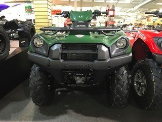 2017 Kawasaki Brute Force 750 4x4i in Greenville, North Carolina