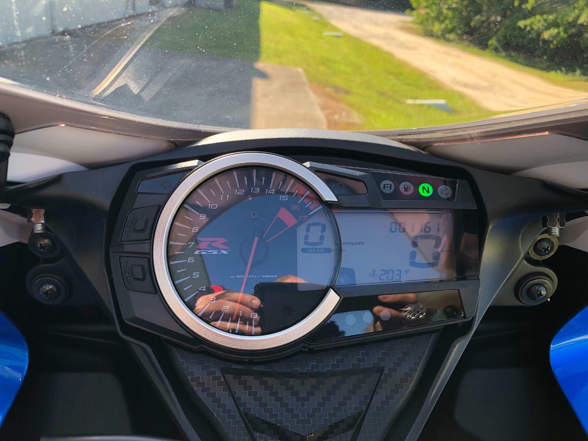 2014 Suzuki GSX-R600™