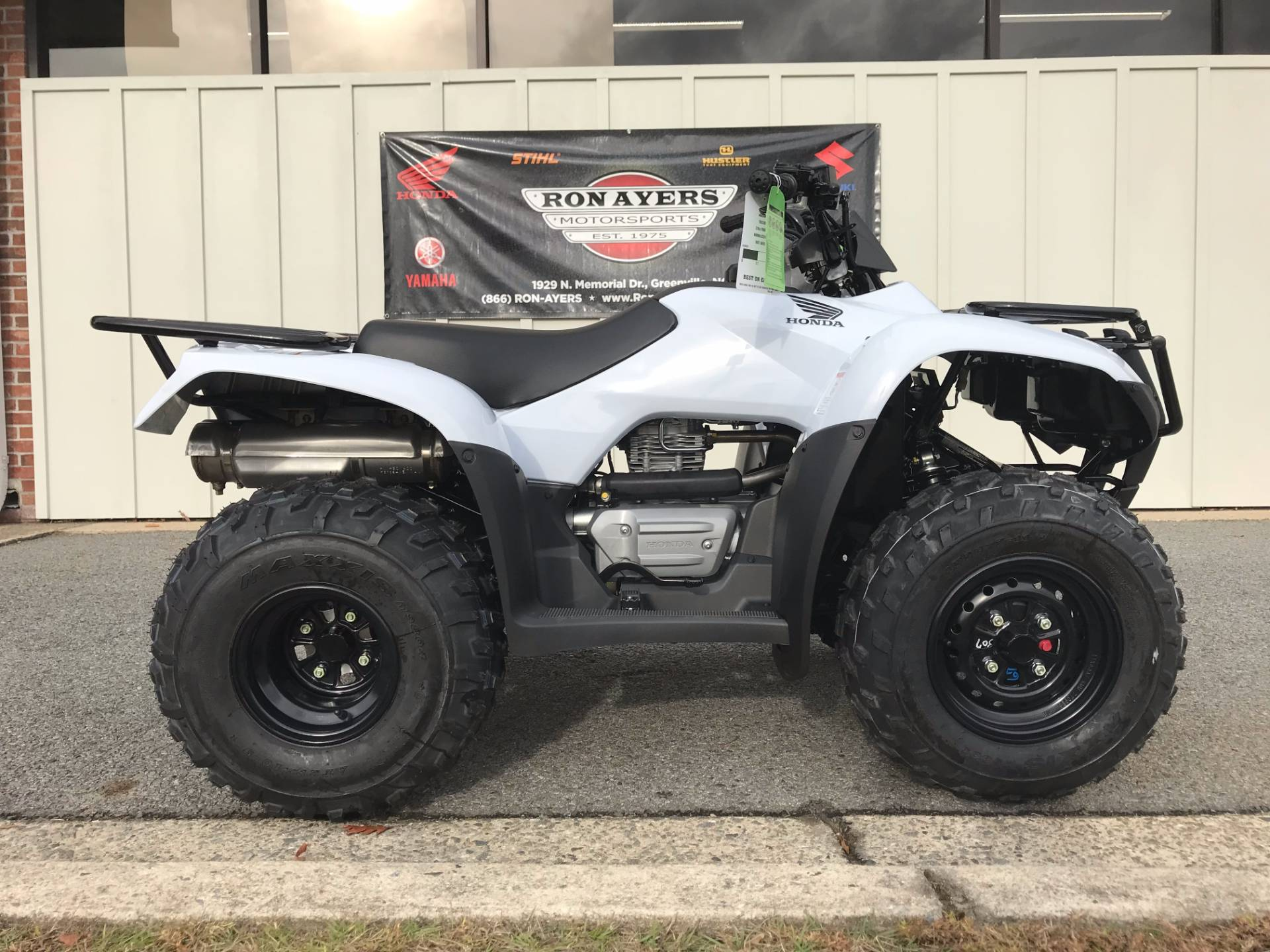 2018 Honda FourTrax Recon ES in Greenville, North Carolina